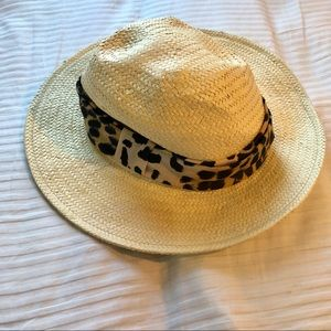Urban Outfitters Summer Straw Hat